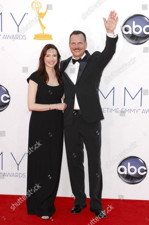 Bill Paxton and wife Louise Newbury