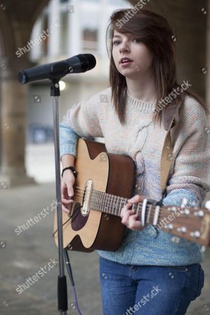 Stock Photo of Maisie-Mae Cater, who wrote 'Shake' for Mo Farah's charity