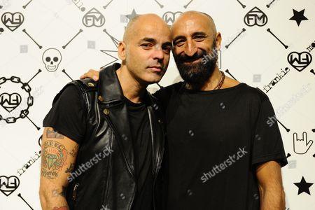 Editorial image of Frankie Morello show, Spring Summer 2013, Milan Fashion Week, Italy - 22 Sep 2012