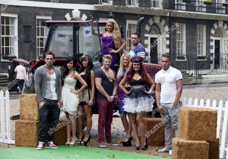 Editorial picture of 'The Valleys' MTV programme launch photocall, London, Britain - 24 Sep 2012