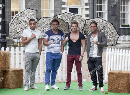 Editorial photo of 'The Valleys' MTV programme launch photocall, London, Britain - 24 Sep 2012