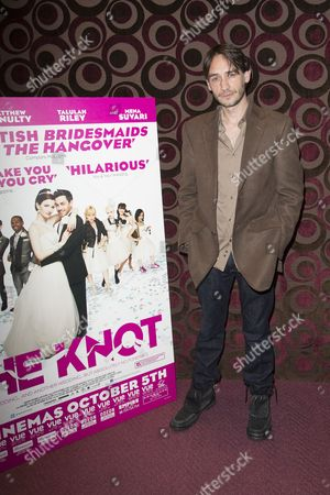 Editorial photo of 'The Knot' Film Screening, London, Britain - 24 Sep 2012