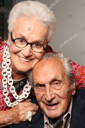 Rosita and Ottavio Missoni