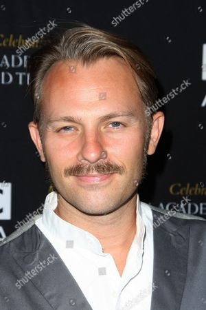 Editorial photo of 2012 BAFTA TV Tea Party, Los Angeles, America - 22 Sep 2012