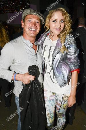 Sid Owen and Esmee Denters