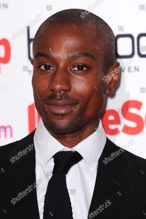 Editorial image of Inside Soap Awards, London, Britain - 24 Sep 2012
