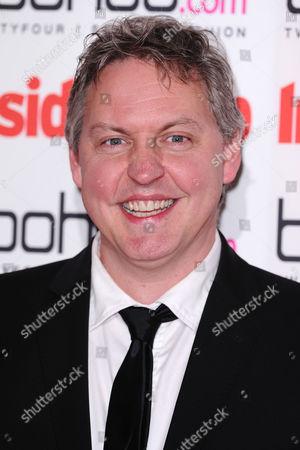 Stock Image of Bob Barratt