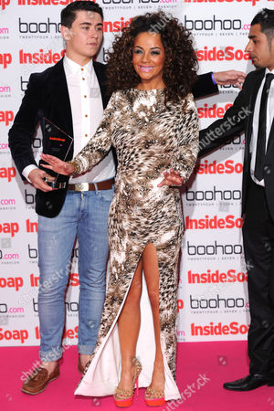 Will Rush, Chelsee Healey and Naveed Choudhry