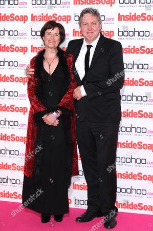 Stock Photo of Catherine Russell and Bob Barratt