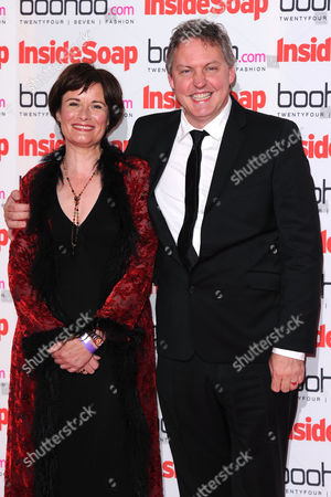 Editorial picture of Inside Soap Awards, London, Britain - 24 Sep 2012