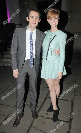Stock Image of Steven Roberts and Lucy Dixon