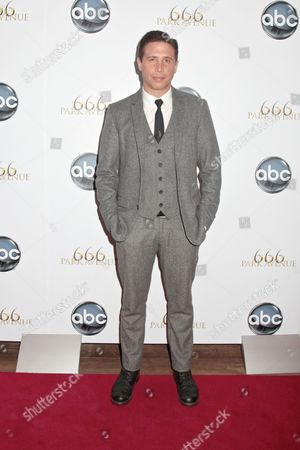 Editorial photo of '666 Park Avenue' series premiere party, New York, America - 24 Sep 2012