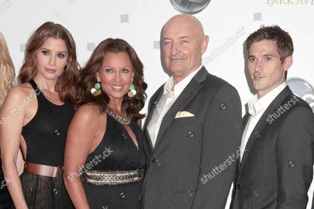 Stock Image of Mercedes Masohn, Vanessa Williams, Terry O'Quinn and David Annable