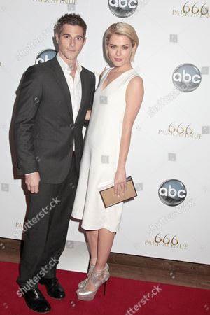 Editorial image of '666 Park Avenue' series premiere party, New York, America - 24 Sep 2012