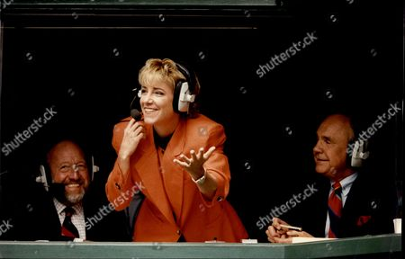 Tennis Player Chris Evert Chris Lloyd Mrs John Lloyd In The Television Commentary Box At Wimbledon Christine Marie 'chris' Evert (born December 21 1954) Is A Former World No. 1 Professional Tennis Player From The United States. She Won 18 Grand Slam Singles Championships Including A Record Seven Championships At The French Open And A Record Six Championships At The U.s. Open. She Was The Year-ending World No. 1 Singles Player In 1974 1975 1976 1977 1978 1980 And 1981. Evert's Career Winning Percentage In Singles Matches Of 90.05% (1309a145) Is The Best In The History Of Professional Tennis Man Or Woman. On Clay Courts Her Career Winning Percentage In Singles Matches Of 94.05% (316a20) Remains A Wta Record. In Tennis Writer Steve Flink's Book The Greatest Tennis Matches Of The Twentieth Century He Named Evert As The Third Best Female Player Of The 20th Century After Steffi Graf And Martina Navratilova. Evert Reached 34 Grand Slam Singles Finals More Than Any Player Man Or Woman In The History Of Professional Tennis. She Reached The Semifinals Or Better In Singles Of 52 Of The 56 Grand Slams She Played Including The Semifinals Or Better Of 34 Consecutive Grand Slams Played From The 1971 U.s. Open Through The 1983 French Open. Evert Never Lost In The First Or Second Round Of A Grand Slam Singles Tournament. She Won 157 Singles Championships. In Women's Doubles Evert Won Three Grand Slam Titles And 29 Regular Tour Championships. Late In Her Playing Career She Was Known By Her First Married Name Chris Evert-lloyd. In Her Current Broadcasting Career With Espn She Is Typically Referred To As Chrissie Evert.