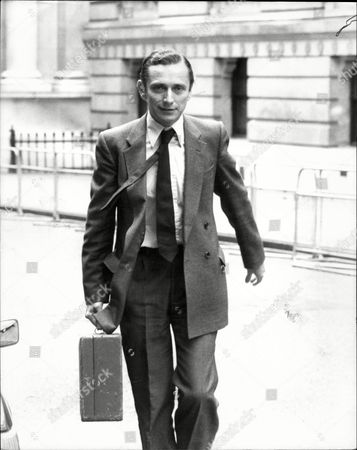 Norman Fowler Baron Fowler Of Sutton Coldfield Seen Leaving Downing Street Today.