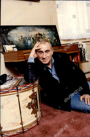 Lionel Bart At Home.