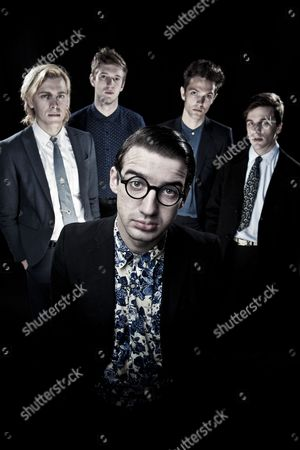 Spector - Christopher Burman, Fred Macpherson, Thomas Shickle, Jed Cullen and Danny Blandy