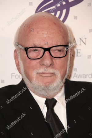 Editorial image of The American Theatre Wing's Annual Gala, New York, America - 24 Sep 2012