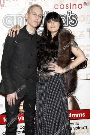 Tony Vincent and Juliet Simms