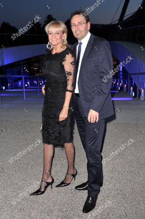 Christa Kinshofer and Erich Rimbeck