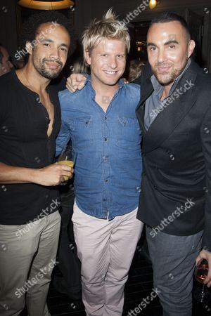 Leon Lopez, Andrew Derbyshire and Jonathan D Ellis