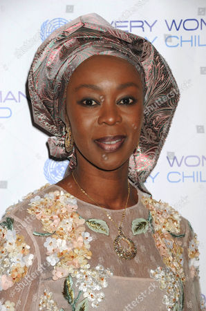 Stock Photo of Toyin Saraki