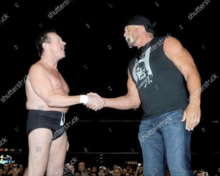 Rowdy Roddy Piper and Hulk Hogan