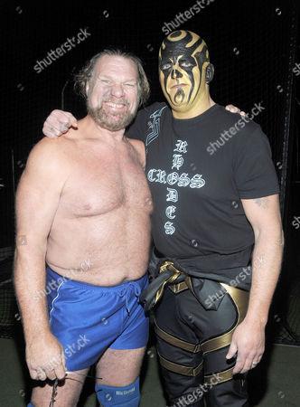Editorial image of 'Wrestling Under the Stars' at Dutchess Stadium, New York, America - 22 Sep 2012