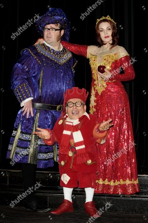 Priscilla Presley, Warwick Davis and Jarred Christmas