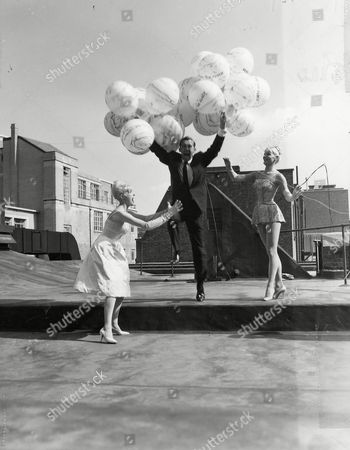 Editorial photo of 'Sunday Night at the London Palladium' TV Programme - 1962