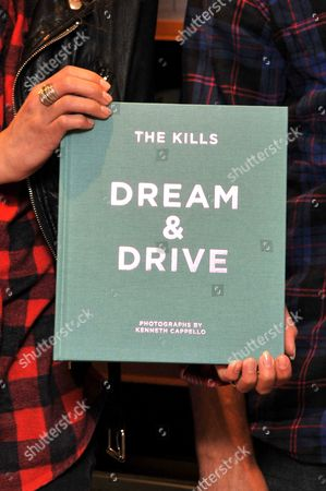 'The Kills: Dream & Drive' by Kenneth Cappello