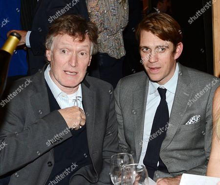 Steve Winwood and Ben Elliott