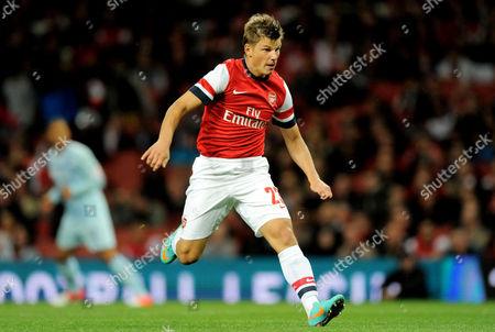 Andrei Arshavin of Arsenal
