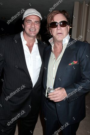 John Enos and Mickey Rourke