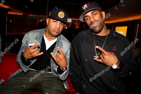 Lenny S and DJ Clue