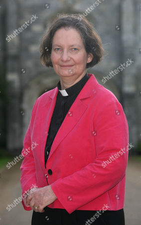 The Dean of York, The Very Reverend Vivienne Faull