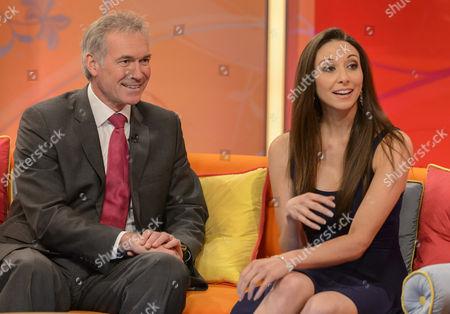 Editorial photo of 'Lorraine Live' TV Programme, London, Britain - 27 Sep 2012