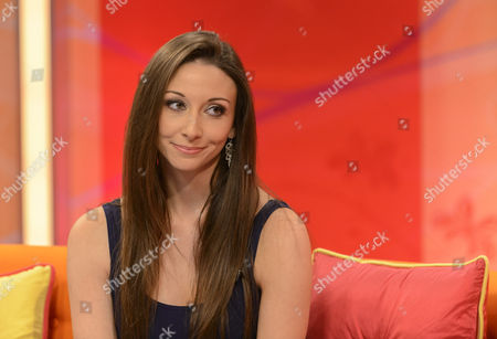 Editorial picture of 'Lorraine Live' TV Programme, London, Britain - 27 Sep 2012