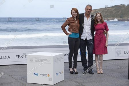 Editorial picture of Film Photocall, 60th San Sebastian Film Festival, San Sebastian, Spain - 24 Sep 2012