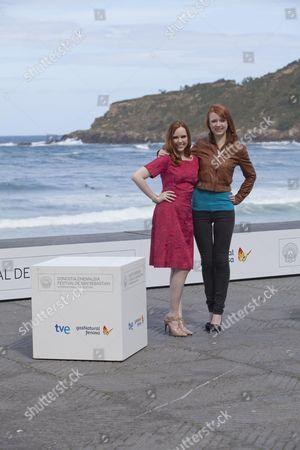 Madeleine Bisson ; Katie Coseni