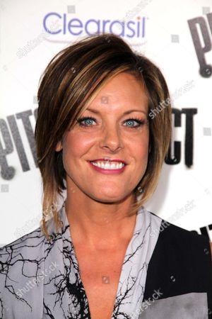 Stock Image of Kelly Hyland