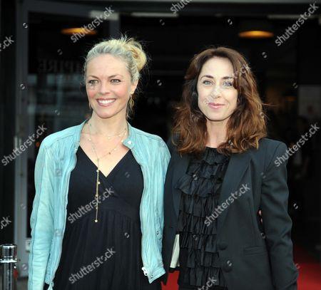 Editorial photo of 'The Killing' series 3 screening in Copenhagen, Denmark - 17 Sep 2012