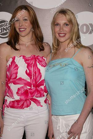 Rachel Love-Fraser and Beth Lay