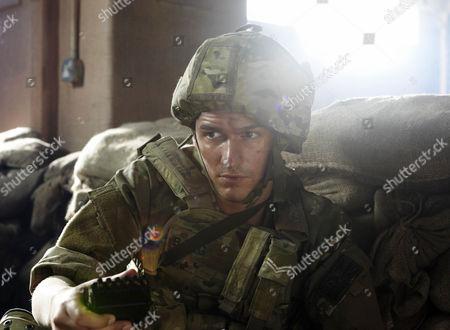 Steven Cree as Corporal Vince Grafton