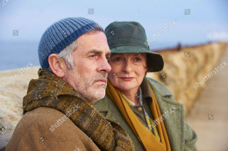 Sean Campion as Guthrie and Brenda Blethyn as DCI Vera Stanhope