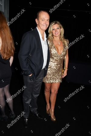 Editorial picture of 2&8 nightclub launch party, London, Britain - 27 Sep 2012