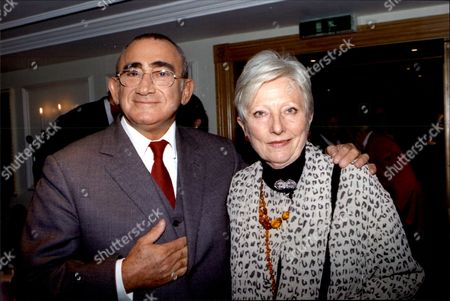 Writer And Composer Lionel Bart With Friend At Evening Standard Drama Awards Lionel Bart (1 August 1930 A 3 April 1999) Was A Writer And Composer Of British Pop Music And Musicals Best Known For Creating The Book Music And Lyrics For Oliver!.