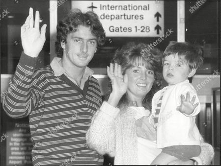 Former Footballer And Football Manager Trevor Francis With Wife Helen Francis And Son Matthew Francis At Ringway Airport After Signing For Sampdoria Trevor John Francis (born 19 April 1954 In Plymouth England) Is A Former Footballer Who Won The European Cup With Nottingham Forest And Played For England 52 Times. He Was England's First A1 Million Player. Former England Manager Fabio Capello Considered Francis The Best English Player Ever To Have Played In Serie A.[citation Needed] Between 1988 And 2003 He Was A Football Manager Most Notably With Sheffield Wednesday And Then Birmingham City. Francis Is Currently Working As A Pundit With Al Jazeera Sports And Sky Sports.