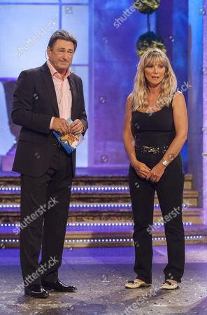 Alan Titchmarsh and Abbi Collins
